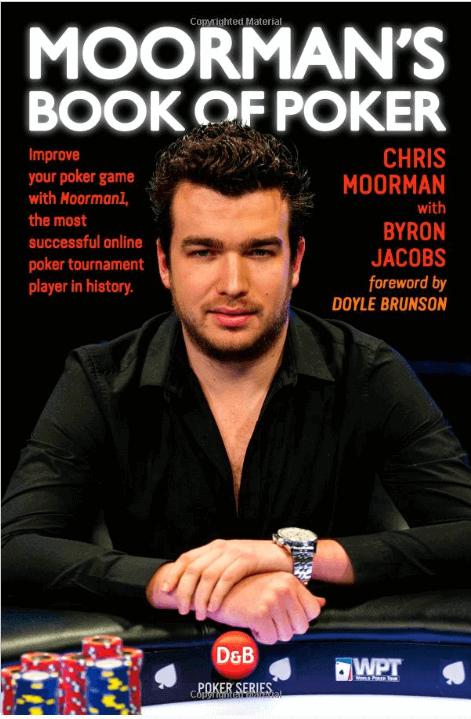 ספר האונליין פוקר של כריס מורמאן