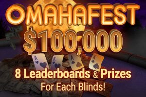 Poker Promotion Omahafest