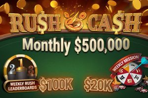 Promotion 7XL Poker Rush & Cash V2
